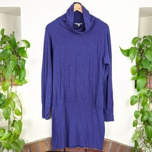 Athleta | Cowl Neck Sweater Dress